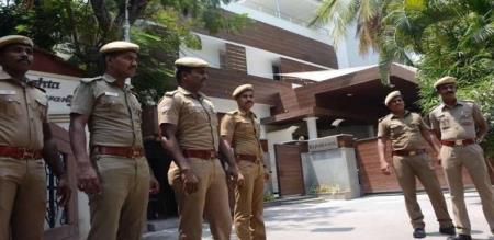 police protection for rajinikanth