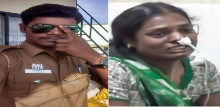 women police suicide attempt