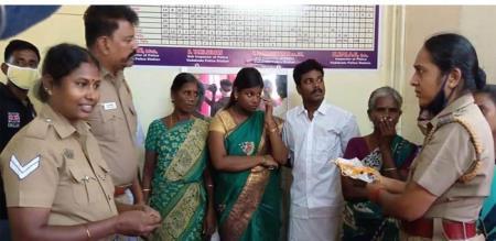 puthukottai girl married her love boy after pregnancy