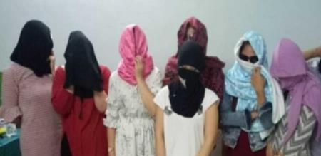 in Prostitution gang arrest by police in puthuchery