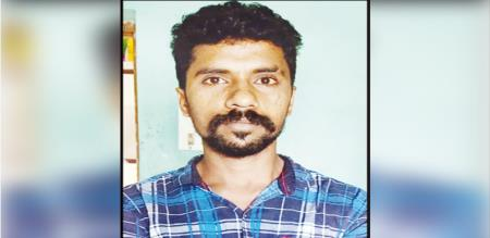 in puthuchery girl sexual harassment by man police arrest culprit