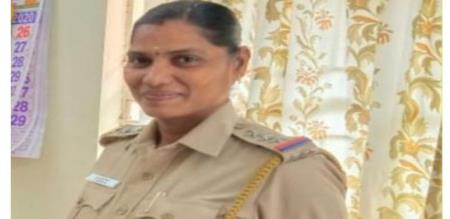 Nagapattinam police couple Bribery police higher official order to suspend