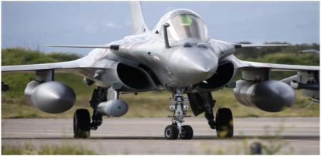 Indian Army sent War plane china border