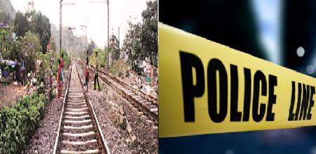 In thirupathur railway track love couple attempt suicide