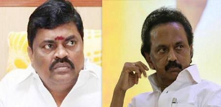 Ministera balaji replies against Stalin statement