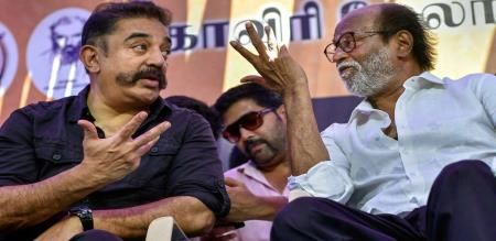 Why Kamal Rajini Enter In Politics