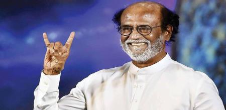 complaint against rajinikanth about thuklak function speech