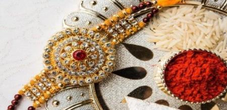 history of rakhi