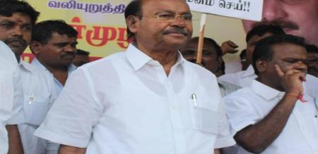 dr ramadoss about aarooran sugar factory