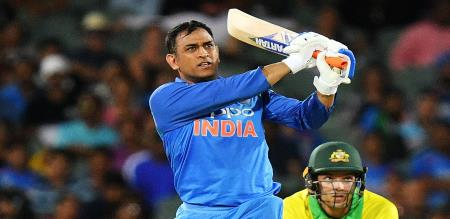 reason for dhoni bad changing