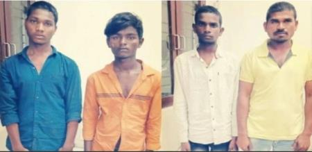 telugana doctor rape case three culprits encounter