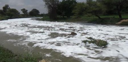 thenpennai river in krishnagiri district