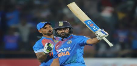 india won the rajkot match and level the series