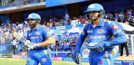 mumbai scored 187 runs against rajasthan royals