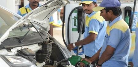 petrol diesel price on jan 21
