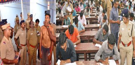 high court judgement in police exam case
