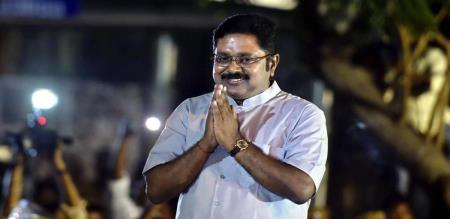 ttv dinakaran wrote letter to ammk party members