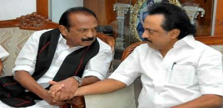 dmk congress allaince issue