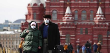 Russia how to avoid corona virus diseases