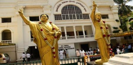 admk mla admitted in hospital for heart attack