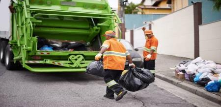 mba degree holder join municipality cleaning job