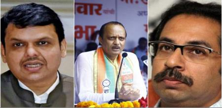 ajith pawar has again deputy cm in maharashtra