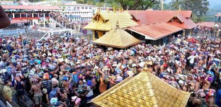 police dead in sabarimalai