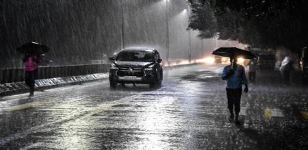 yesterday nit heavy rain tamil nadu