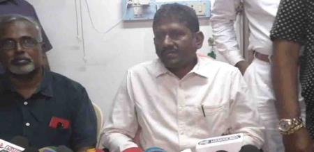 sagayam sad about tnpsc