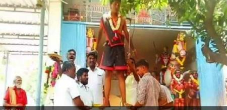 FAKE SAMIYAR IN KRISHNAGIRI