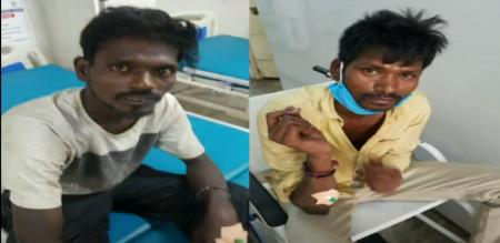 chennai youngster drink hand sanitizer treatment in hospital risky stage