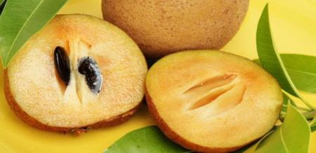 do you eat sapotta to gain more health