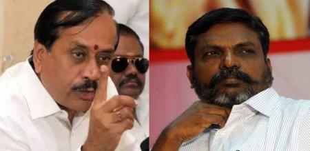H raja replied thirumavalavan speech about rajini