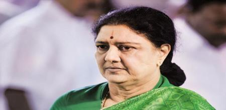 sasikala not release for the reason of good manner