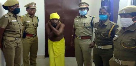 Virudhunagar forest dept arrest 2 culprit illegal entry at forest