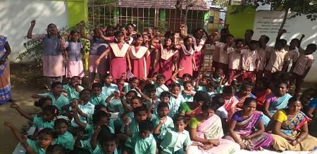 student strike for head master transfer to other school