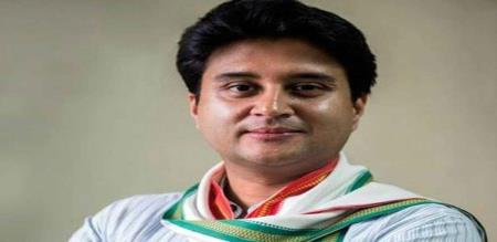 jyotiraditya scindia meets PM Modi and Amit shah
