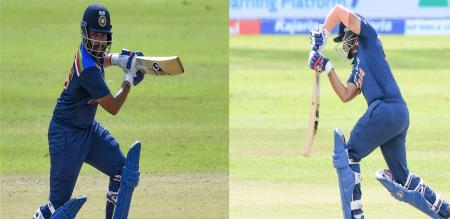 Prithvi Shaw out in 49 runs