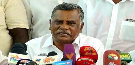 mutharasan says about vanniyar