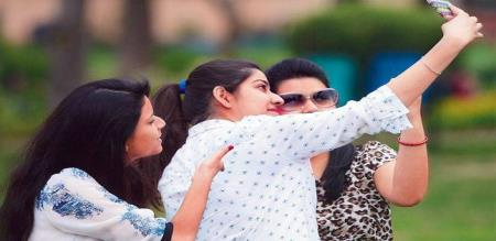 Central Governments action for Selfie