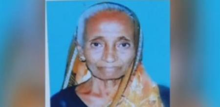 in Madurai a old lady died case turning point on strangers robbery