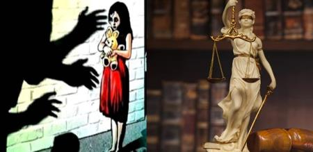 in Rajastan child sexual abuse and murder by father court judgement death sign