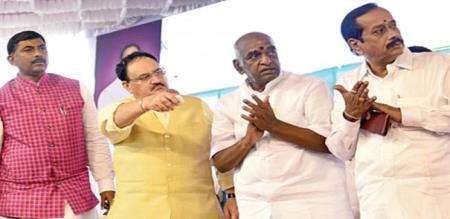 bjp no alliance for upcoming election