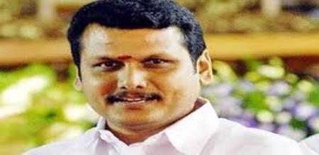 senthil balaji says about aravakurichi volume