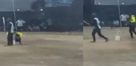 local cricket video viral