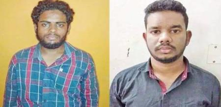 in bangalore police arrested 4 members about SI Wilson shoot out