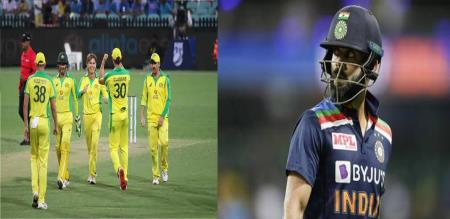 ind vs aus 2020 2nd one day match result