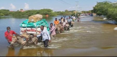 in Somalia flood peoples died