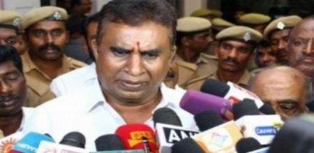 sp velumani new announcement to chennai peoples