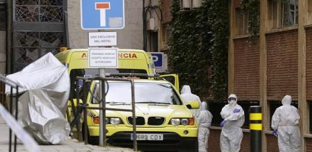 Italy and Spain corona virus peoples died